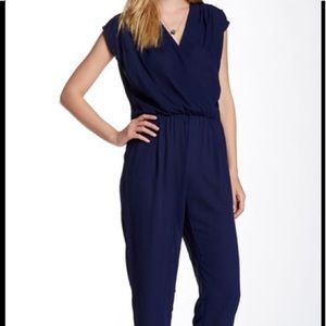 OOTD blue jumpsuit excellent condition